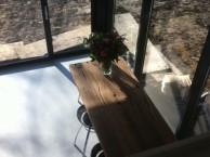 Oude eiken tafels op maat