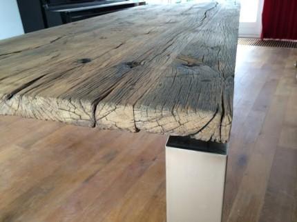 Rustiek tafelblad